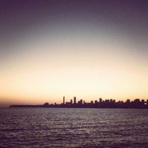 Mumbai's greys