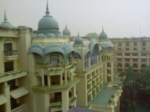 Dassault Systemes office, Leela Palace, Bangalore