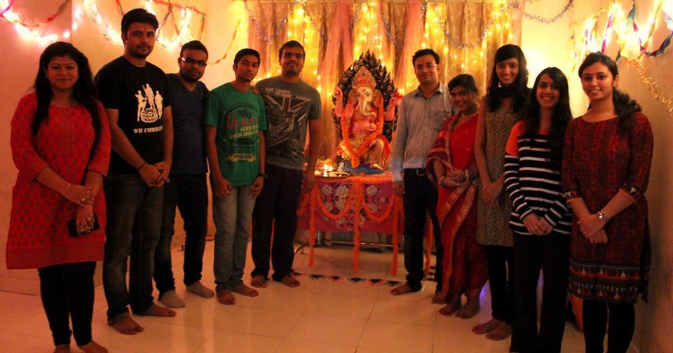 Ganesh Puja 2