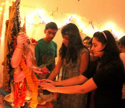 Ganesh Puja 3