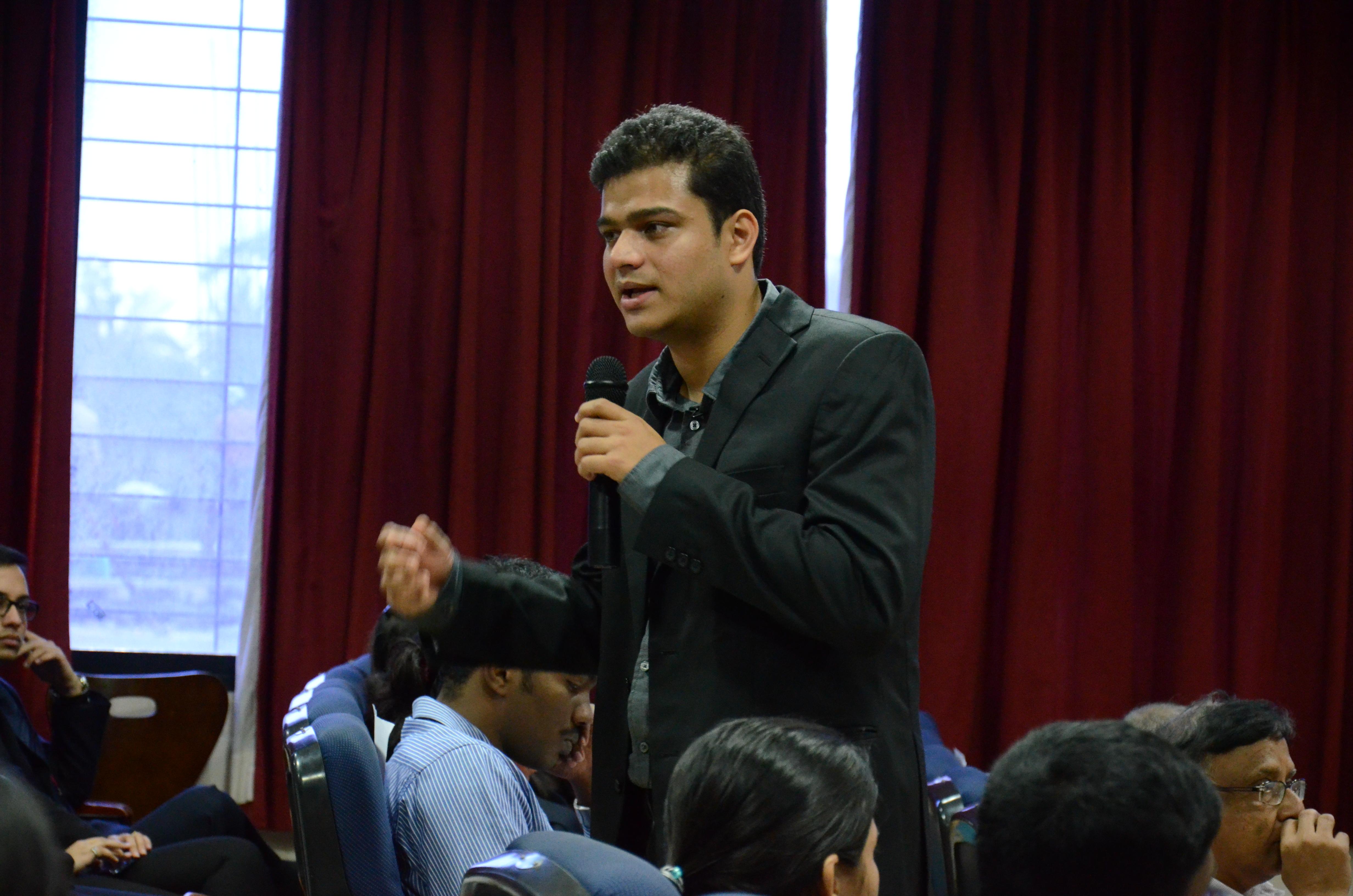 Mr.Rishab Dev