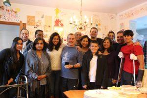 Participants of the Exchange Program at UNM