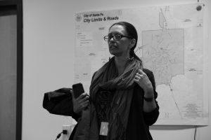 Prof. Lilian Kelly, Coordinator, Intercultural Engagement