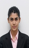 Nalini in her MBA avatar