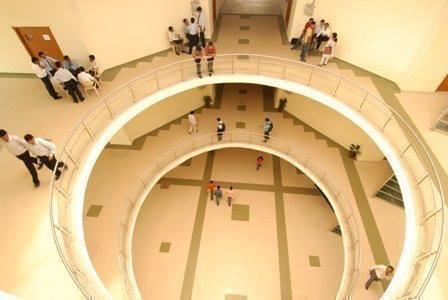 dome area