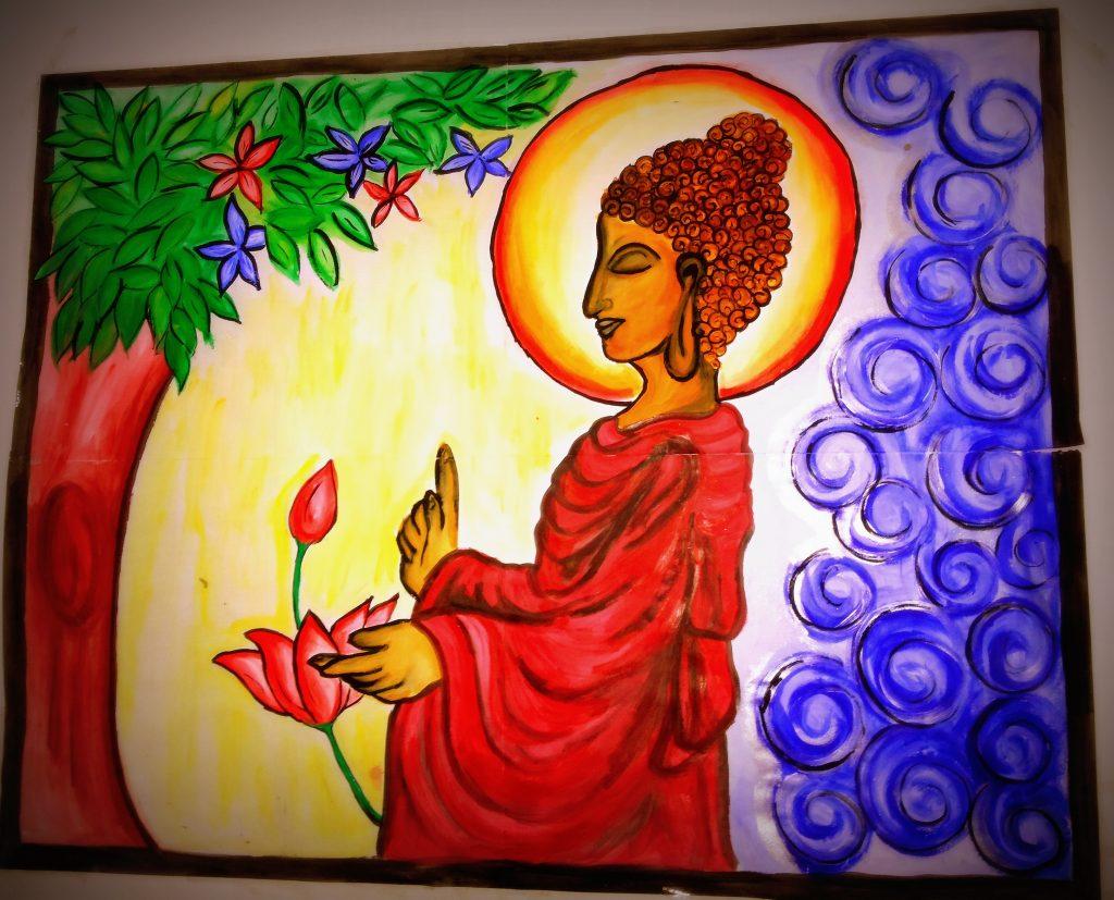 bhavna-iimk-insideiim-painting2-buddha