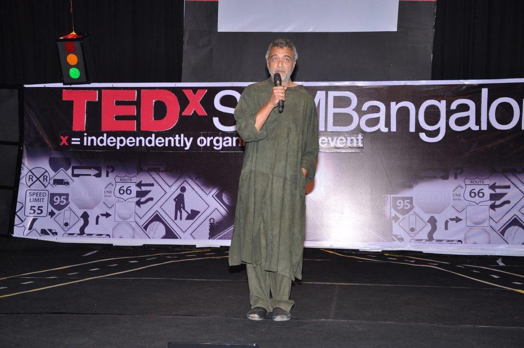 Lucky Ali at TEDxSIBMB