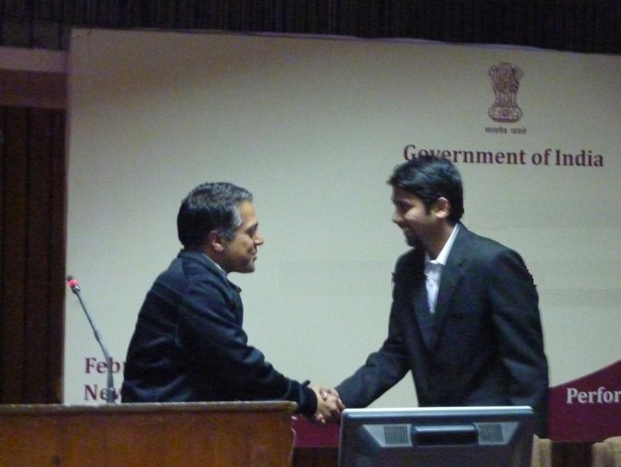 Anoop Prakash in IIFT