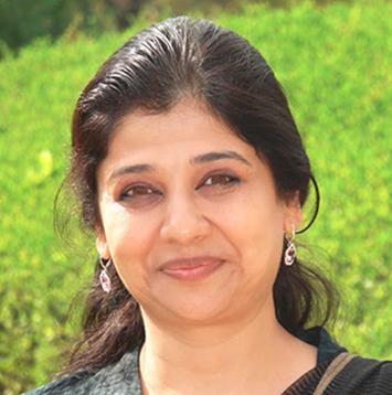 MICA Academic Dean - Dr. Preeti Shroff