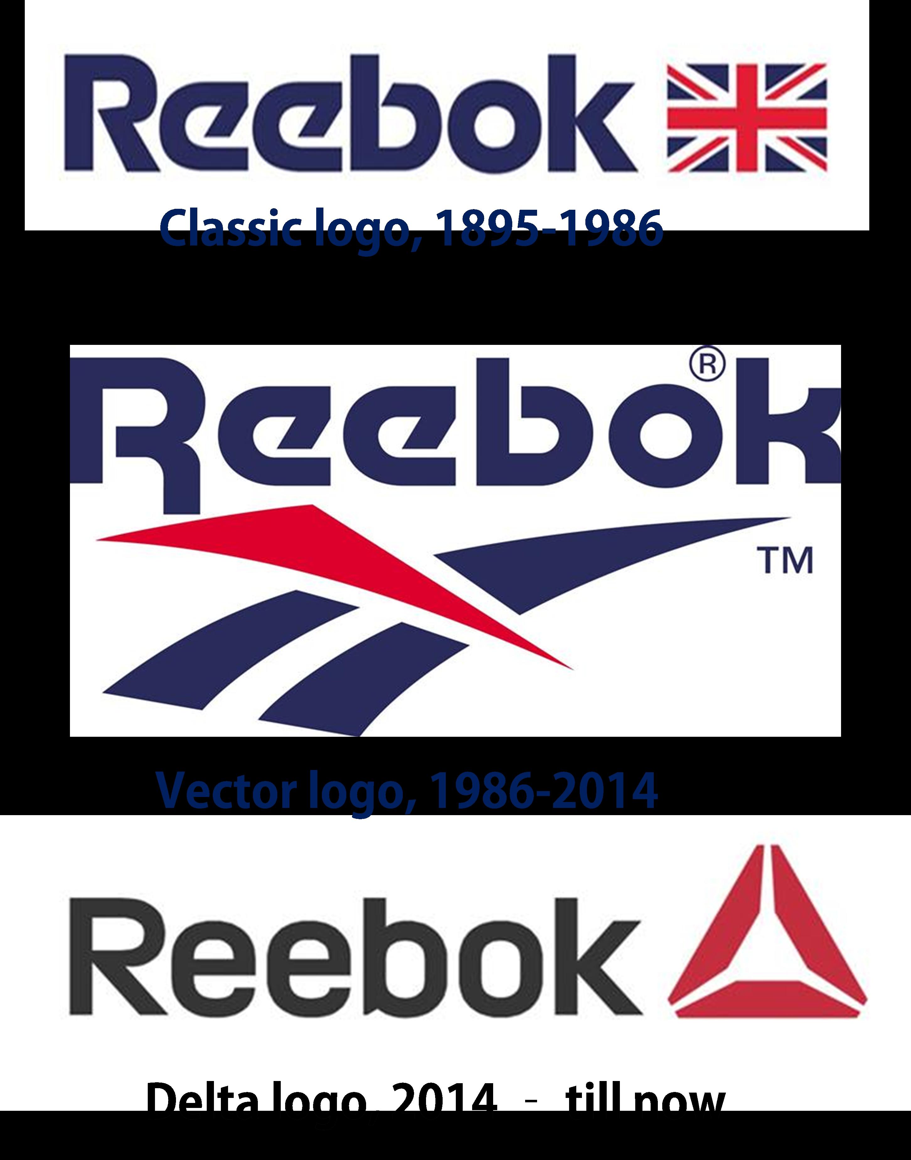 Reebok Logo Evolution Insideiim