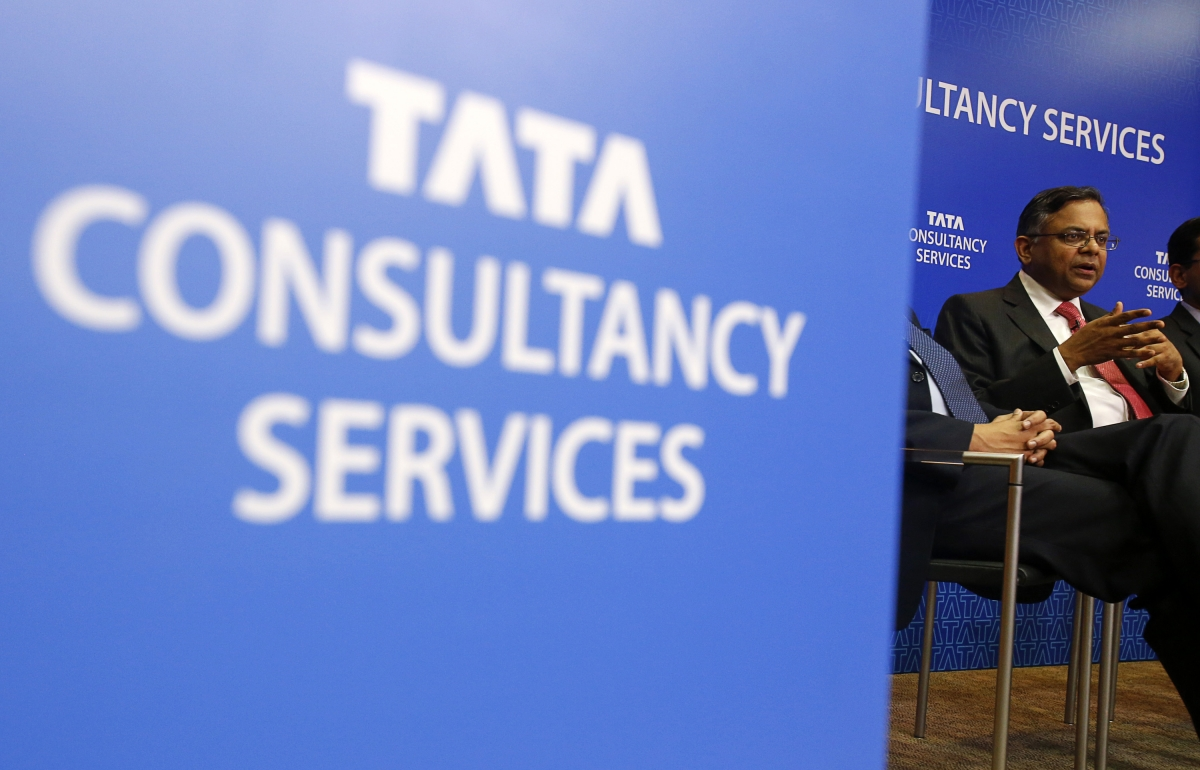 tata consultancy services TCS