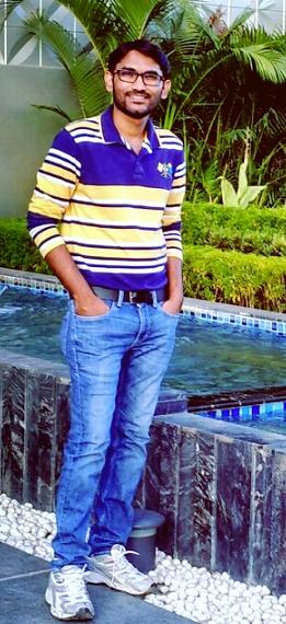 Dnyaneshwar Karande Bhagwan