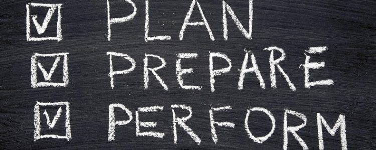 mba placement process preparation
