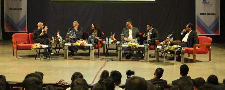 VGSoM IIT Kharagpur Leadership Summit