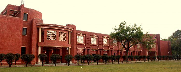 IIM Lucknow Building