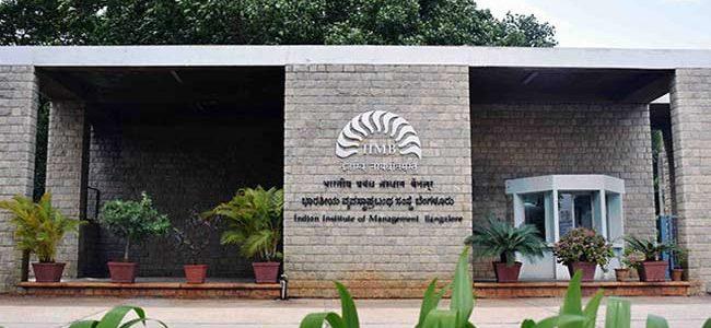 IIM Bangalore Summer Placements